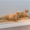 The West Pediment of the Temple of Zeus: Battle of Lapiths and Centaurs, 4th-1st C BC