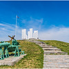 Fort Roupel memorial