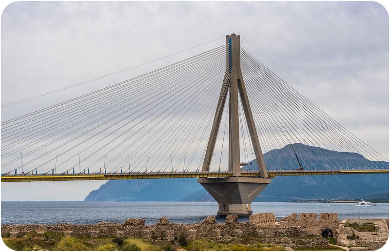 Rio-Antirrio Bridge