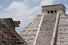 Another view of El Castillo at Chichen Itza. <br /> July 13, 2011.