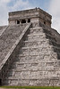 "Dominating the North Platform of Chichen Itza is the Temple of Kukulkan (Kukulkan is a Maya feathered serpent deity similar to the Aztec Quetzalcoati), usually referred to as El Castillo (""the castle""). <br /> July 13, 2011."