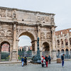 The Arch of Constantine/ Arco di Costantino