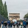The Arch of Constantine/ Arco di Constantino