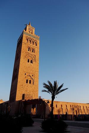 Kutubiyya Minaret