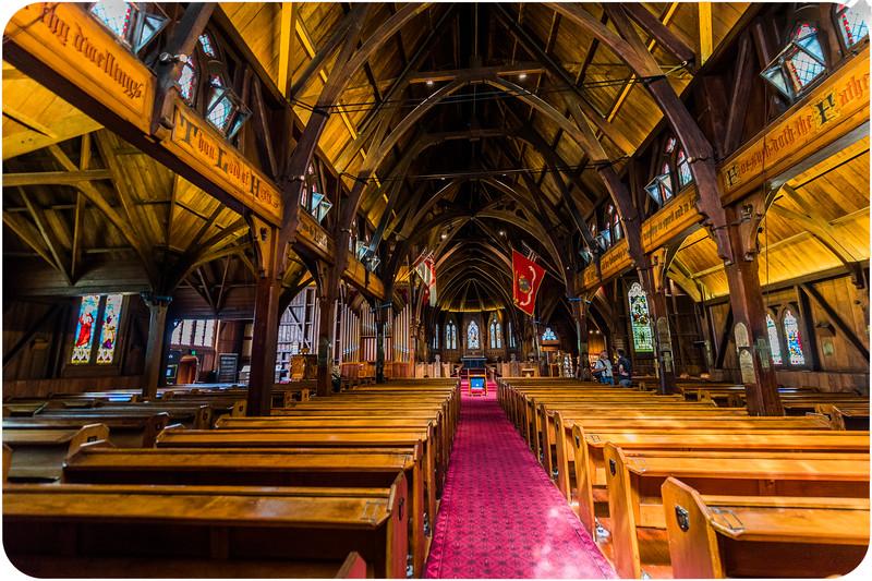 Old St Paul's Church