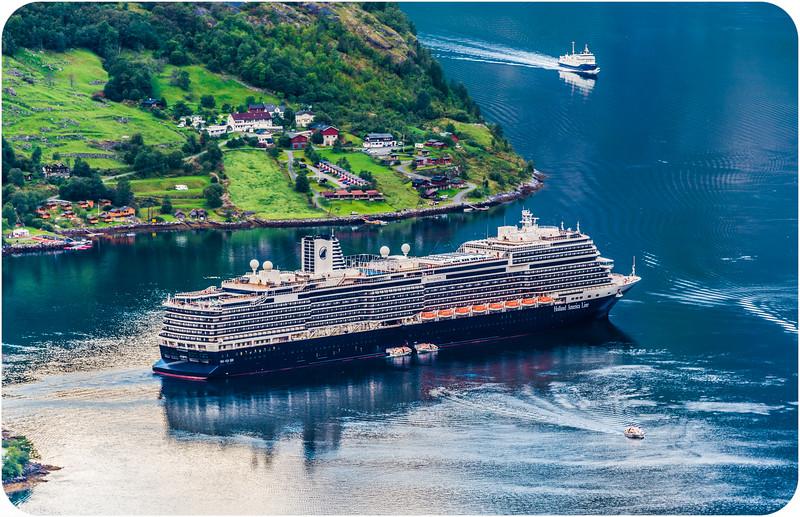 MS Koningsdam/ Holland America Cruise Line