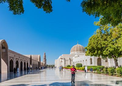 Sultan Qaboos Mosque/ Grand Mosque