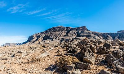 Jebel Harim Woman's Mountain