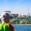 Boat Ride along the Volga