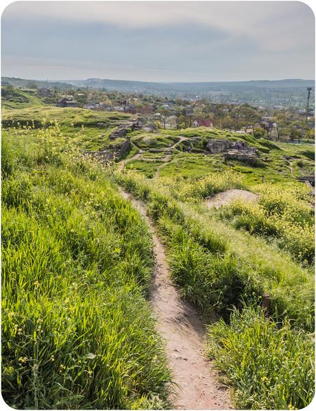 Panticapeum/ Ancient Greek City Remains