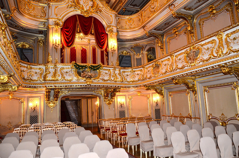 Home Theater The Yusupov Palace