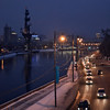 The Moscow River, Monument to Peter The Great, Sculptor Z. Tsereteli
