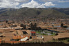 View From San Cristobal, Cusco, Peru
