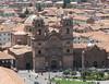 Iglesia de la Compania de Jesus, View From San Cristoba, Cusco, Peru