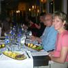 Susan, Dinner, Lima, Peru