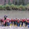 Group Picture, Urubamba River Rafting, Peru