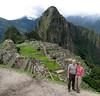 Susan and Bob, Machu Picchu
