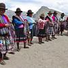 Women, Pisac Archaeological Site, Peru