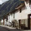 Street Scene, Pisac, Peru