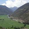 Sacred Valley, Overlook, Peru