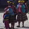 Quechua Women, Market, Pisac, Peru