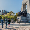 Change of the Guards at the National War Memorial