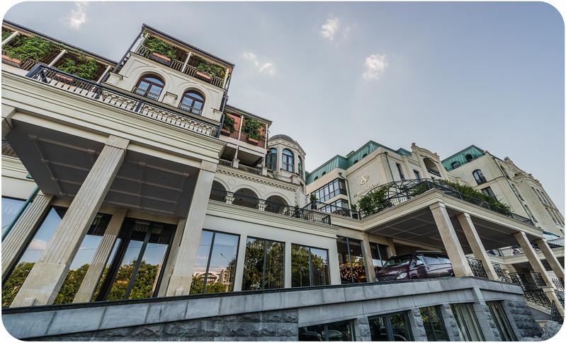 Tbilisi, Georgia Country
