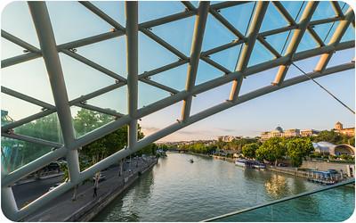 Bridge of Peace Kura River