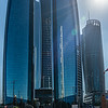 Etihad Towers by the Emirates palace