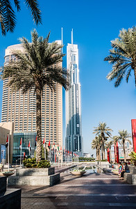 Dubai Mall Area