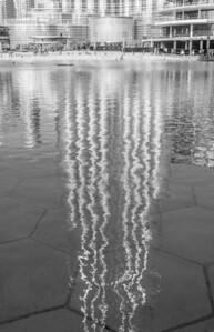 Burj Khalifa/ Reflection