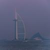 Burj Al Arab and Jumeirah Beach Hotels