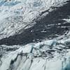 At the Portage Glacier