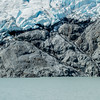 At the Portage Glacier