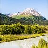 From Anchorage to Seward by Train
