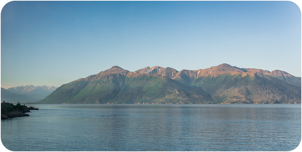 From Anchorage to Seward, Scenic Train Ride