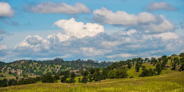 Scenic Ride in California