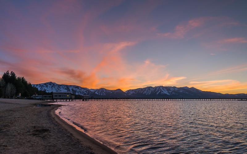 Emerald Bay State Park, Lake Tahoe