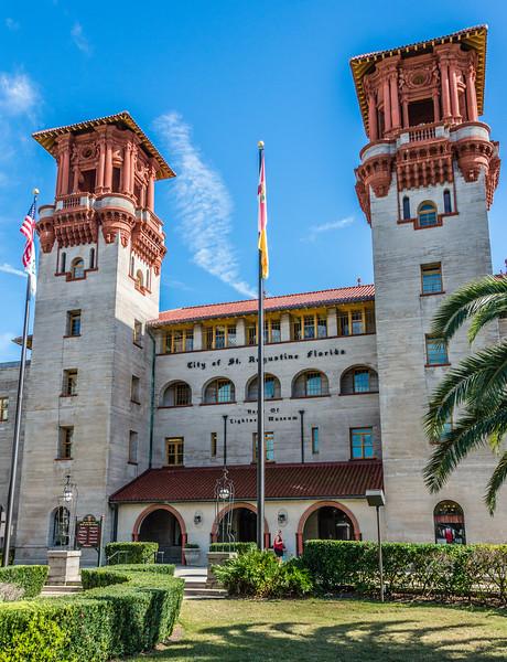 Lightner Museum-Alcazar Hotel, 1888