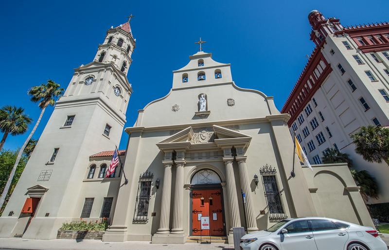 Basilica-Cathedral, 1793 Plaza de la Constitucion