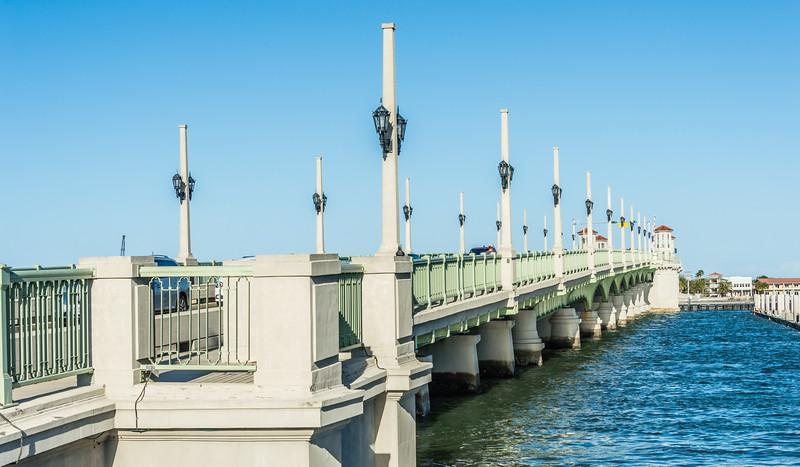 Bridge of Lions, 1926