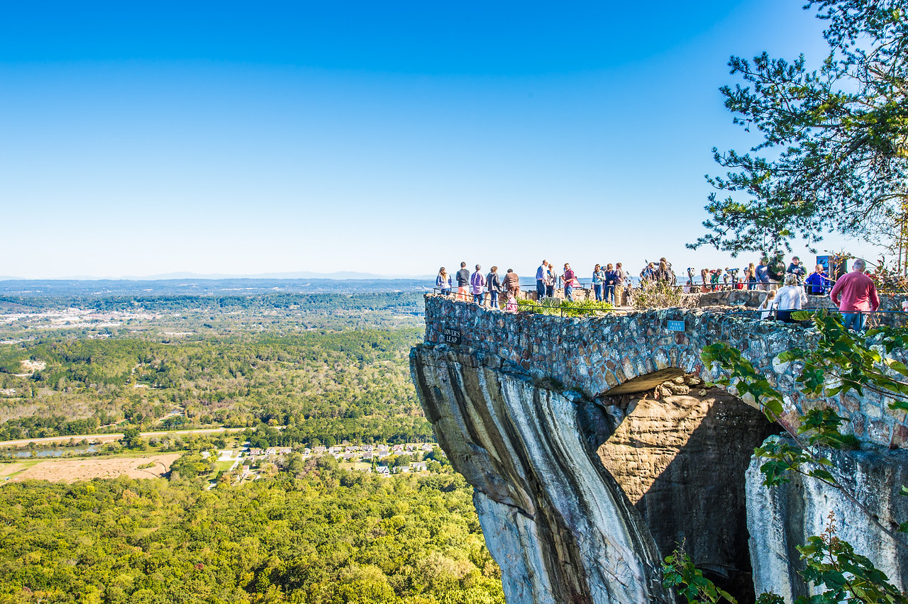 Lovers Leap Lookout