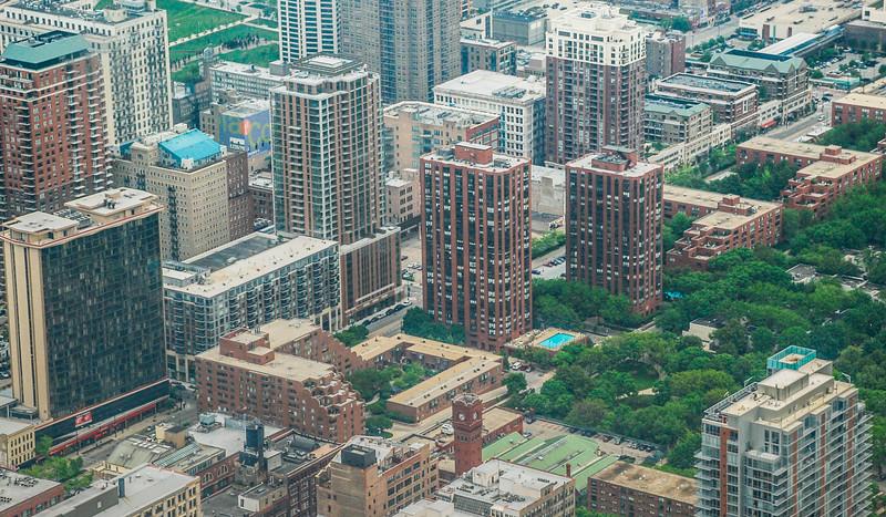 Panoramic Chicago