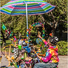 Street Performers in  Boston Common