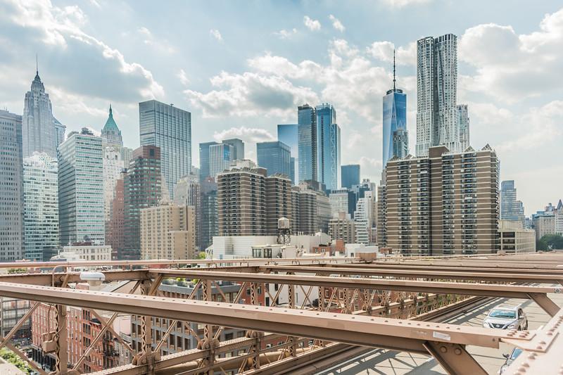 From Brooklyn Bridge