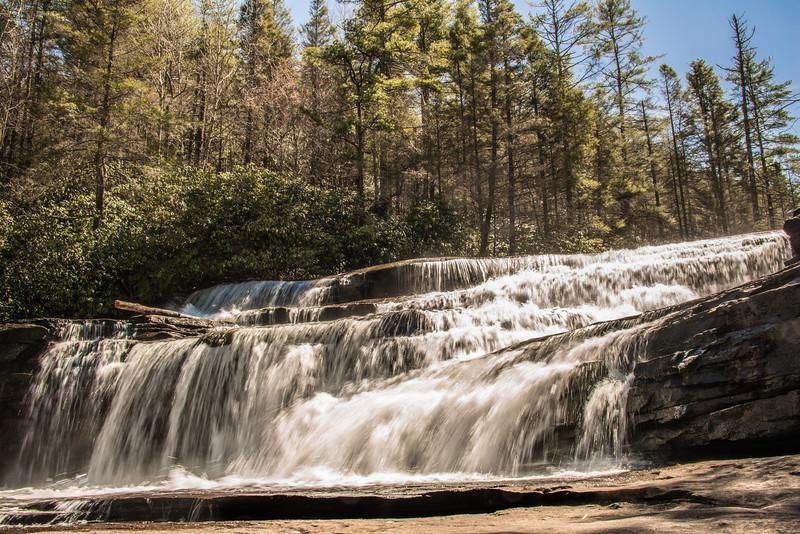 Triple Falls, NC