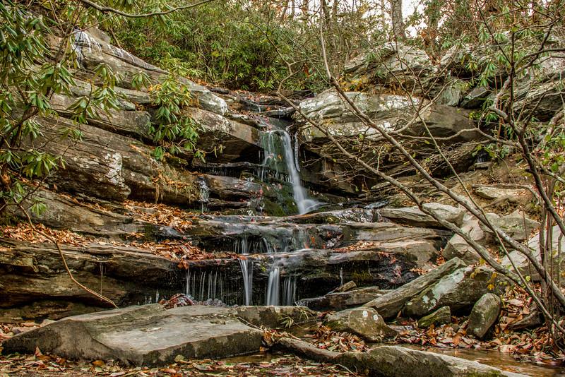 Hidden Falls, NC