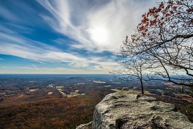 Pilot Mountain State Park, NC
