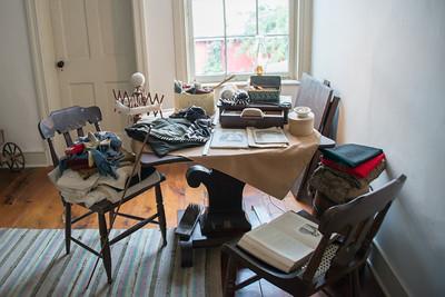 Shriver House Museum, Gettysburg, PA