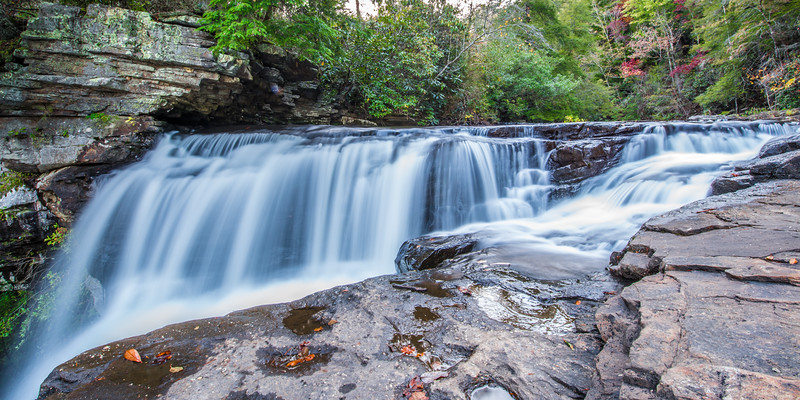 Piney Creek Falls, TN